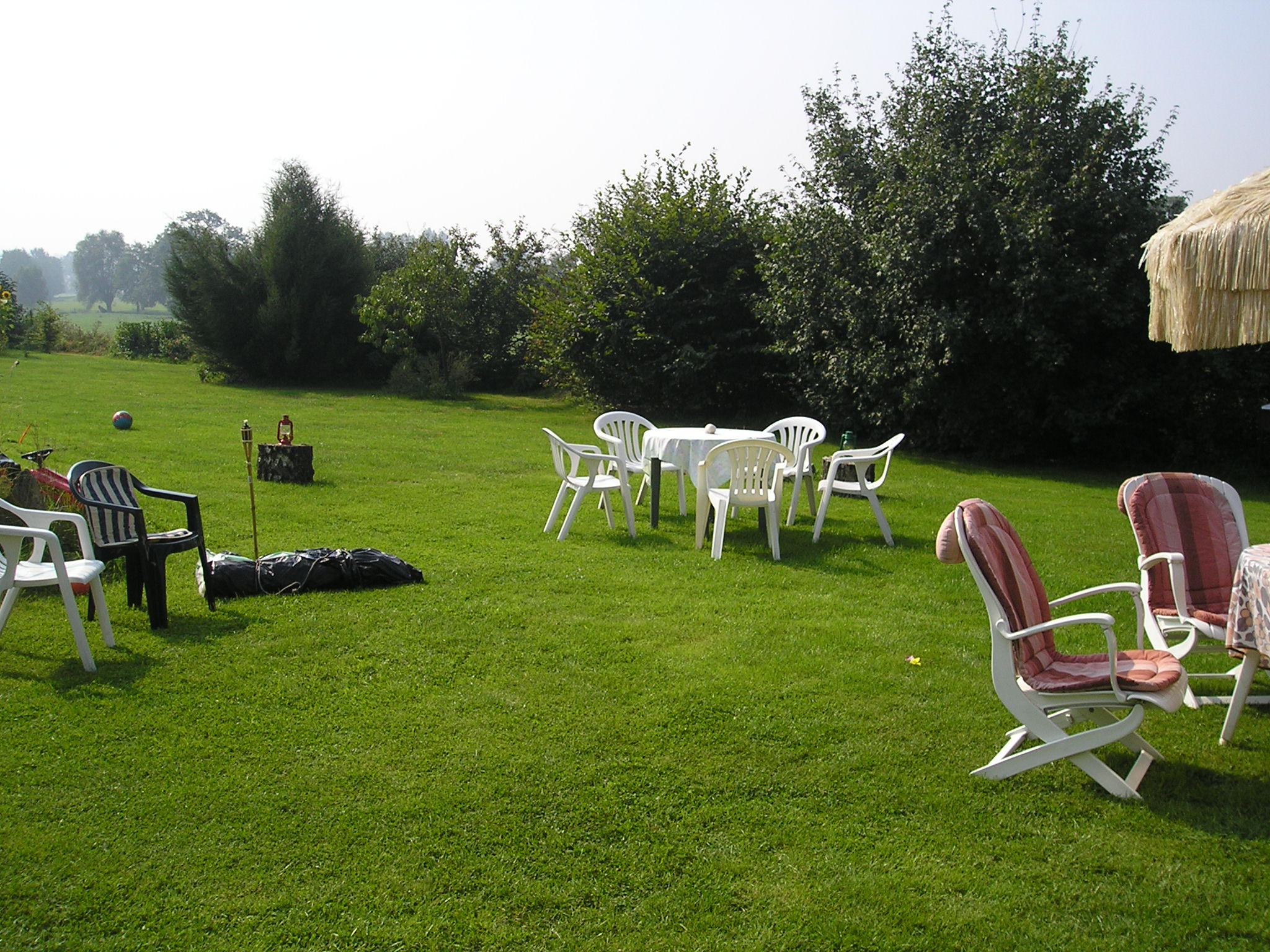 7830 silly 2 parties vendre sur terrain de 78 ares for Amenagement jardin 300m2